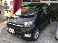 沖縄の中古車 ダイハツ ムーヴ 車両価格 25万円 リ済込 平成19年 12.8万K ブラック