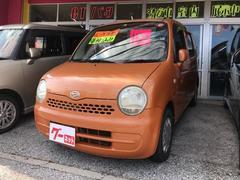 沖縄の中古車 ダイハツ ムーヴラテ 車両価格 13万円 リ済込 平成16年 13.4万K オレンジ