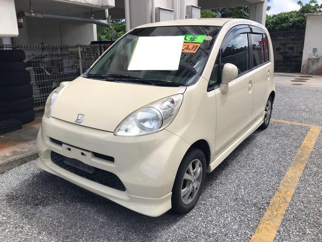 沖縄の中古車 ホンダ ライフ 車両価格 13万円 リ済込 2004(平成16)年 13.3万km ライトイエロー