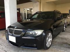 沖縄の中古車 BMW BMW 車両価格 69万円 リ済別 2007年 7.7万K ブラックM