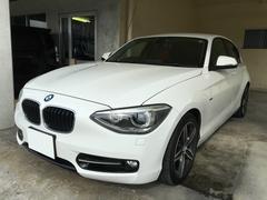 BMW120i スポーツ 専用ホイール パワーシート