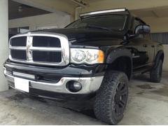 沖縄の中古車 ダッジ ダッジ ラム 車両価格 99万円 リ済別 2005年 11.6万K ブラック