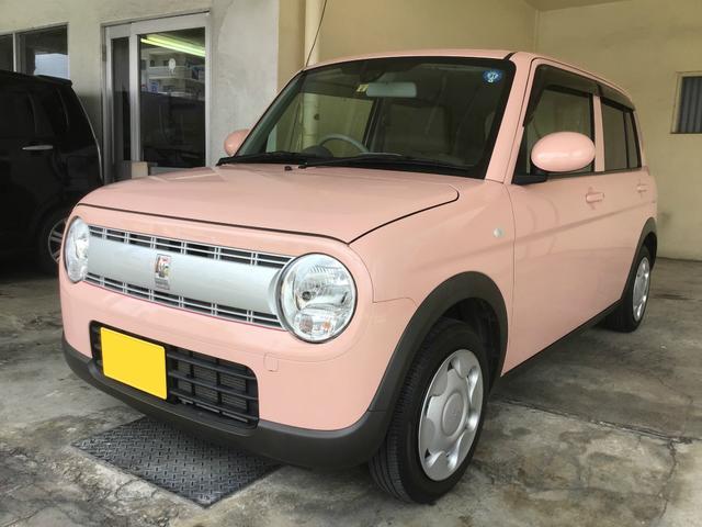 沖縄県の中古車ならアルトラパン L 2年保証対象車 アイドリングスップ付
