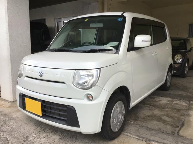 沖縄の中古車 スズキ MRワゴン 車両価格 35万円 リ済込 2011(平成23)年 9.1万km パールホワイト