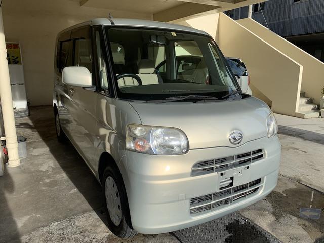 沖縄県宜野湾市の中古車ならタント L ドライブレコーダー前後 2年保証対象車両