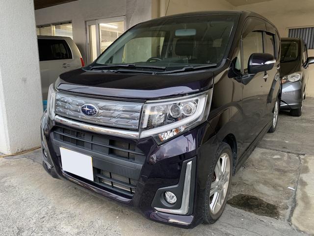 沖縄県の中古車ならステラ カスタムRS ナビ TV Bluetooth ETC 2年保証対象車