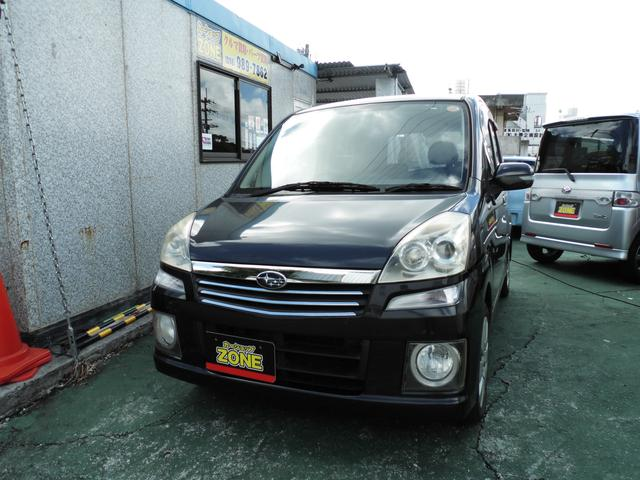 沖縄の中古車 スバル ステラ 車両価格 29万円 リ未 2006(平成18)年 11.3万km グレーM