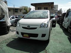 沖縄の中古車 ダイハツ ミラ 車両価格 24万円 リ済込 平成22年 11.4万K ホワイトM