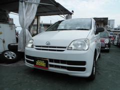 沖縄の中古車 ダイハツ ミラ 車両価格 20万円 リ済込 平成19年 3.8万K ホワイト
