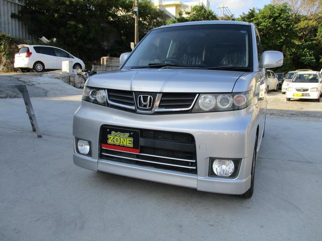 沖縄の中古車 ホンダ ゼストスパーク 車両価格 39万円 リ済込 2009(平成21)年 11.3万km シルバーII