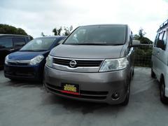 沖縄の中古車 日産 セレナ 車両価格 39万円 リ済込 平成19年 12.4万K グレーM