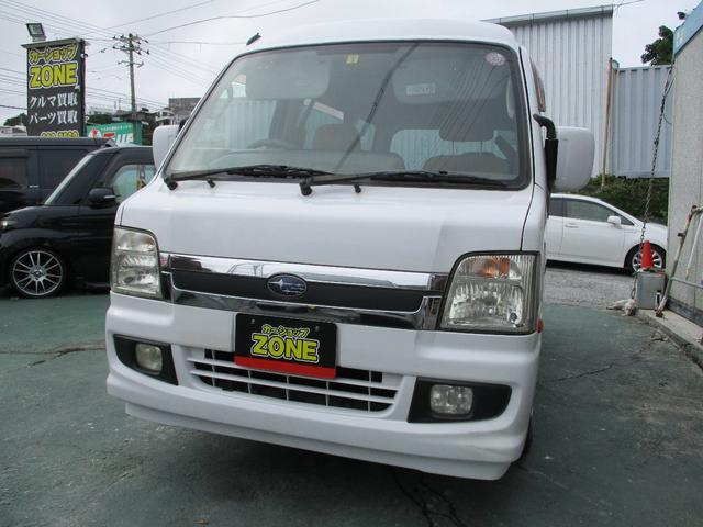 沖縄の中古車 スバル ディアスワゴン 車両価格 30万円 リ済込 2006(平成18)年 8.3万km ホワイト