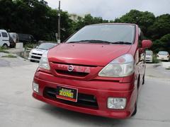 沖縄の中古車 日産 セレナ 車両価格 25万円 リ済込 平成16年 9.9万K ピンクM