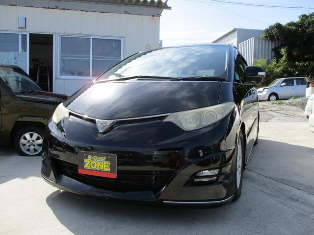 沖縄県の中古車ならエスティマ アエラス Sパッケージ