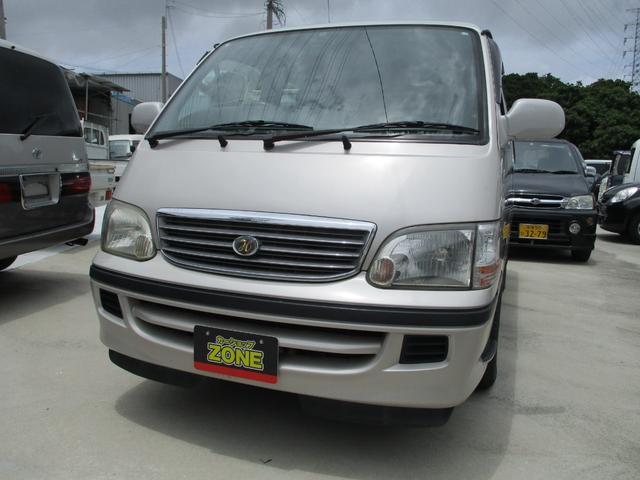 沖縄県の中古車ならハイエースワゴン スーパーカスタム