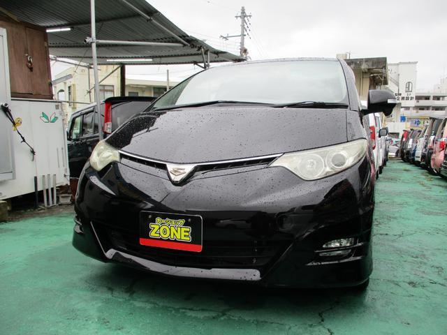沖縄県の中古車ならエスティマ 2.4アエラス Gエディション