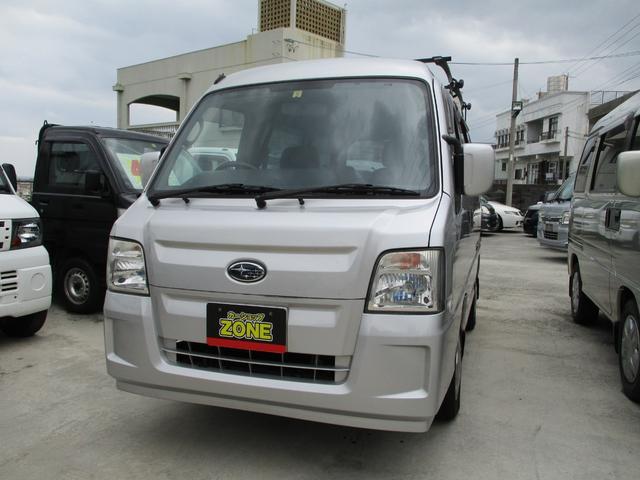 沖縄県沖縄市の中古車ならサンバーバン ディアス