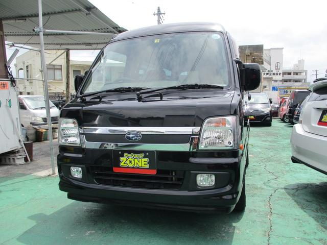 沖縄の中古車 スバル ディアスワゴン 車両価格 42万円 リ済込 2006(平成18)年 8.0万km ブラック