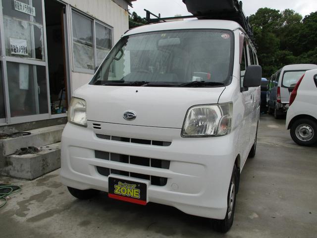 沖縄県沖縄市の中古車ならハイゼットカーゴ 2シーターハイルーフ