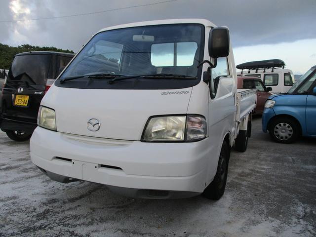沖縄県の中古車ならボンゴトラック ロングワイドローDX