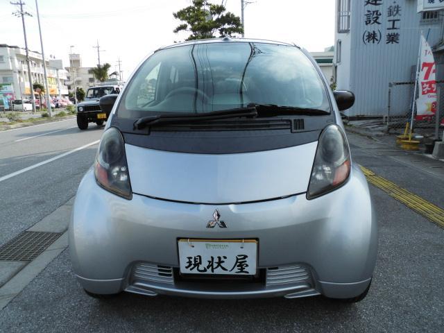 沖縄の中古車 三菱 アイ 車両価格 28万円 リ済込 平成20年 9.6万km シルバー