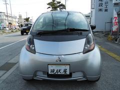 沖縄の中古車 三菱 アイ 車両価格 28万円 リ済込 平成20年 9.6万K シルバー