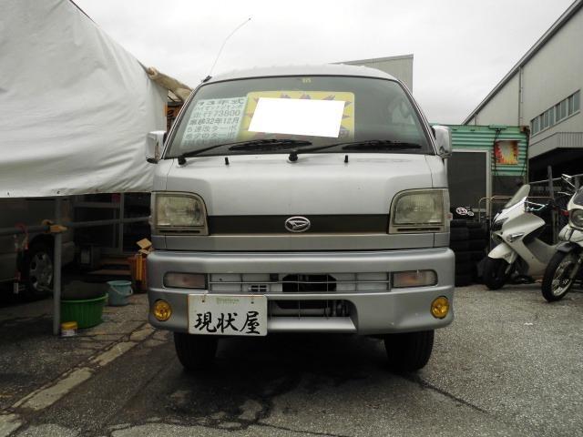 沖縄県沖縄市の中古車ならハイゼットトラック ジャンボ 改ターボ
