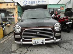 沖縄の中古車 ダイハツ ミラ 車両価格 19万円 リ済込 平成13年 19.0万K ブラウンM