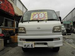 沖縄の中古車 ダイハツ ハイゼットトラック 車両価格 28万円 リ済込 平成15年 20.4万K ホワイト