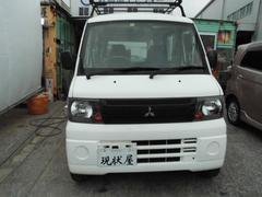 沖縄の中古車 三菱 ミニキャブバン 車両価格 29万円 リ済込 平成21年 10.2万K ホワイト