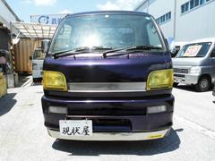 沖縄の中古車 ダイハツ ハイゼットトラック 車両価格 34万円 リ済込 平成16年 9.2万K パープル
