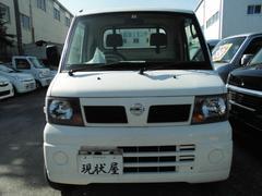 沖縄の中古車 日産 クリッパートラック 車両価格 28万円 リ済込 平成18年 14.6万K ホワイト