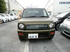 沖縄の中古車 ダイハツ ネイキッド 車両価格 8万円 リ済込 平成14年 18.0万K グリーン