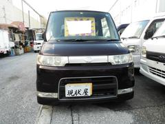 沖縄の中古車 ダイハツ タント 車両価格 22万円 リ済込 平成17年 11.1万K パープル