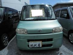 沖縄の中古車 ダイハツ タント 車両価格 15万円 リ済込 平成17年 13.0万K Lグリーン
