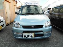 沖縄の中古車 スバル プレオ 車両価格 18万円 リ済込 平成21年 6.8万K ライトブルー