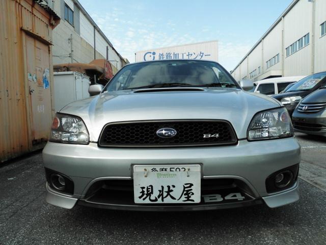 沖縄県の中古車ならレガシィB4 RSK