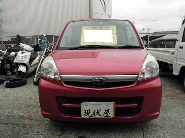 沖縄の中古車 スバル ステラ 車両価格 24万円 リ済込 平成20年 11.0万km ピンクM