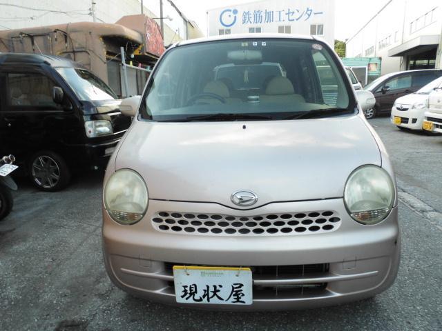 沖縄県の中古車ならムーヴラテ X