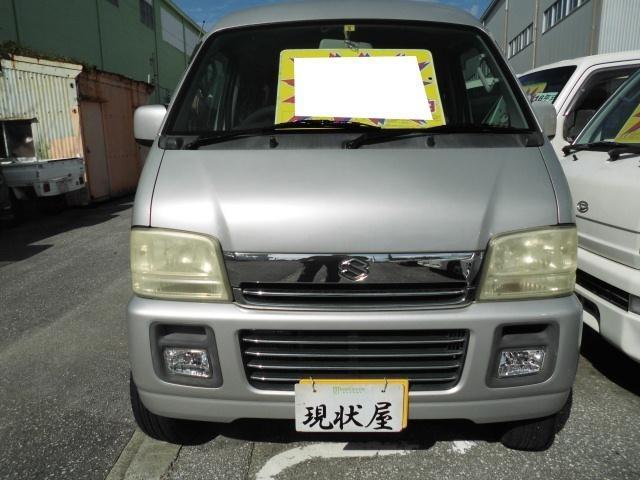 沖縄県の中古車ならエブリイワゴン ジョイポップターボ