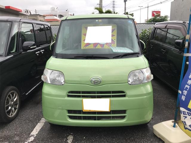 沖縄県沖縄市の中古車ならタント Xスペシャル