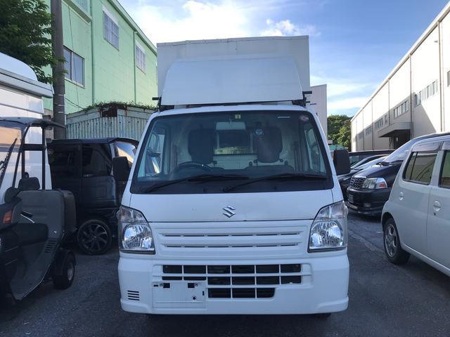 沖縄の中古車 スズキ キャリイトラック 車両価格 68万円 リ済込 2015(平成27)年 16.2万km ホワイト