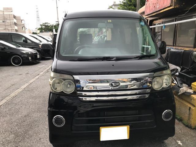 沖縄県沖縄市の中古車ならアトレーワゴン カスタムターボR