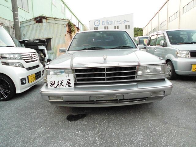 沖縄の中古車 日産 グロリアワゴン 車両価格 58万円 リ済込 1992(平成4)年 17.1万km シルバー