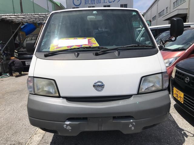 沖縄県沖縄市の中古車ならバネットバン  ガソリン AT 後輪Wタイヤ