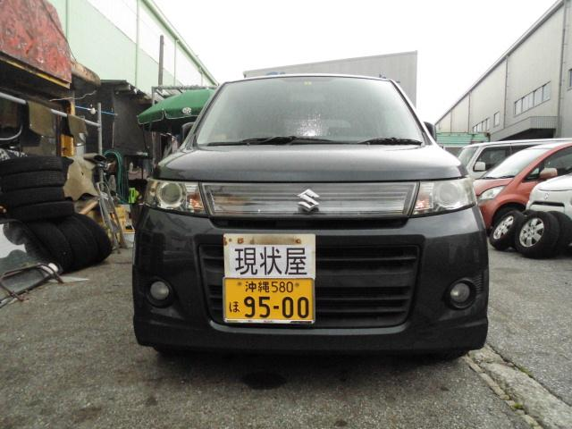 沖縄県沖縄市の中古車ならワゴンRスティングレー X