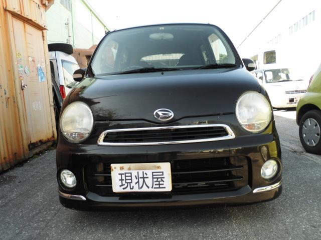 沖縄の中古車 ダイハツ ムーヴラテ 車両価格 18万円 リ済込 2008(平成20)年 18.0万km ブラック