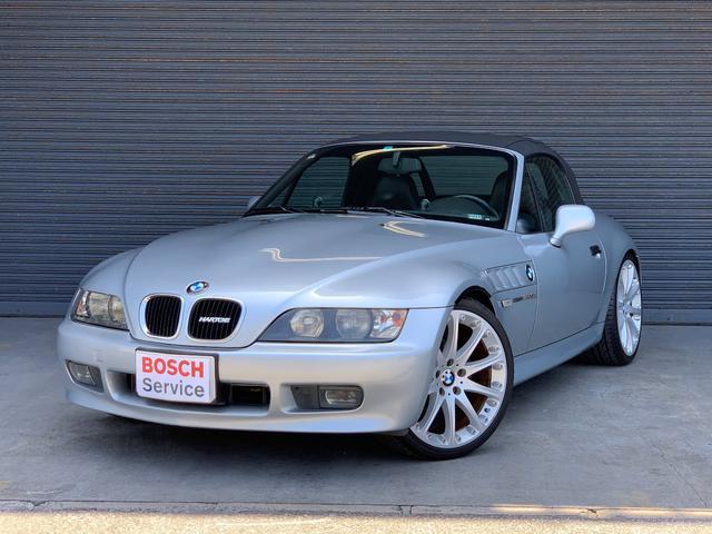 沖縄の中古車 BMW Z3ロードスター 車両価格 ASK リ済別 1998(平成10)年 10.6万km グレー