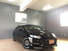 インサイトG EUROUフルエアロ RS−R車高調 BBSホイール