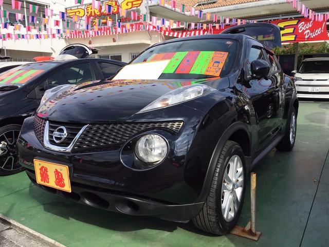 ジューク(日産) 15RX 中古車画像